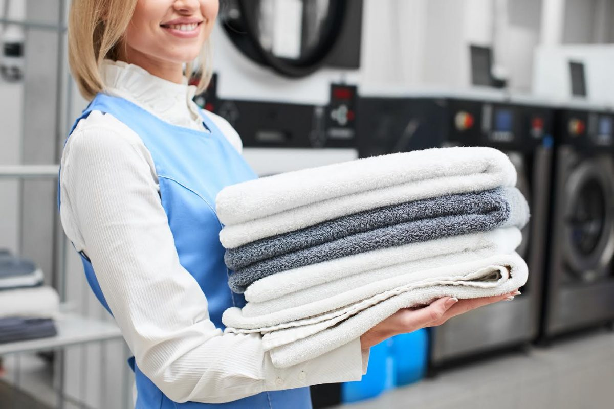 Hotel Laundry Service in Paris